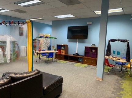 Enhanced Visitation Room